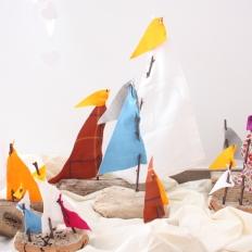 Barcos de deriva
