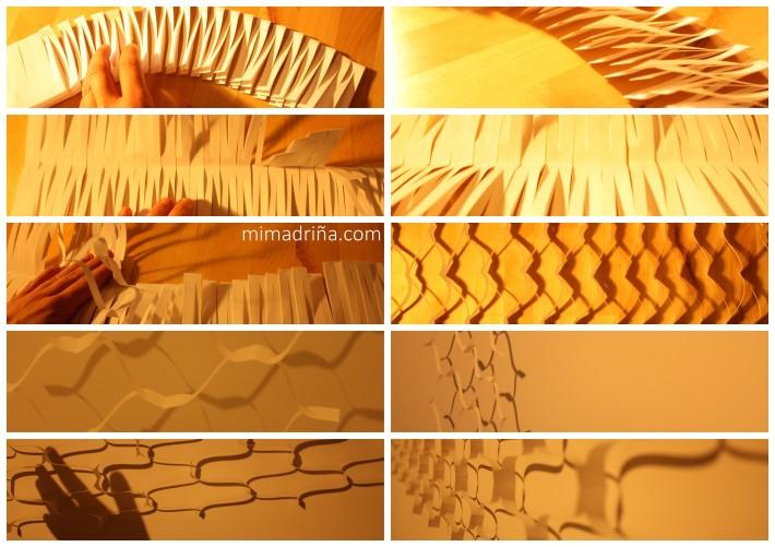 rede de papel